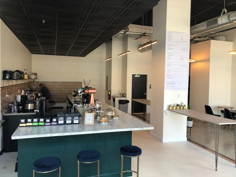 Canary Coffee Bar. Photo by Catherine Jozwik.