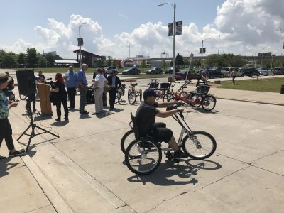 Transportation: Bublr Unveils Adaptive Bikes