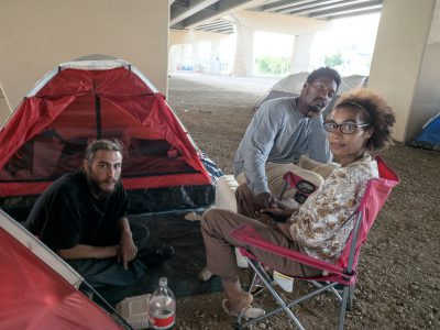 In Public: Homeless Tent City Is a Democracy