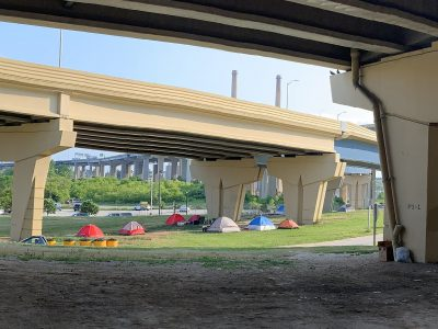 Plats and Parcels: Tent City Being Evicted