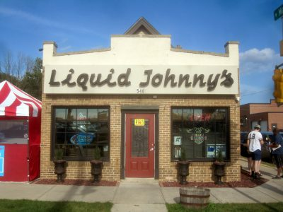 Bar Exam: There's Only One Liquid Johnny's