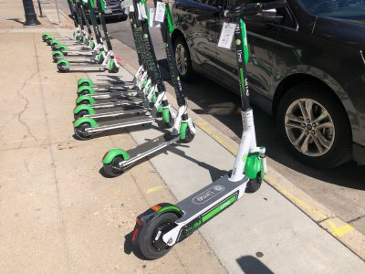 Transportation: Lime Debuts New Scooter