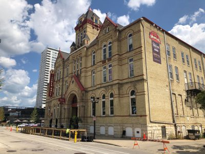 Eyes on Milwaukee: Historic Turner Hall Gets New Signs