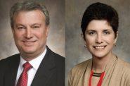 Joel Kitchens and Mary Felzkowski.