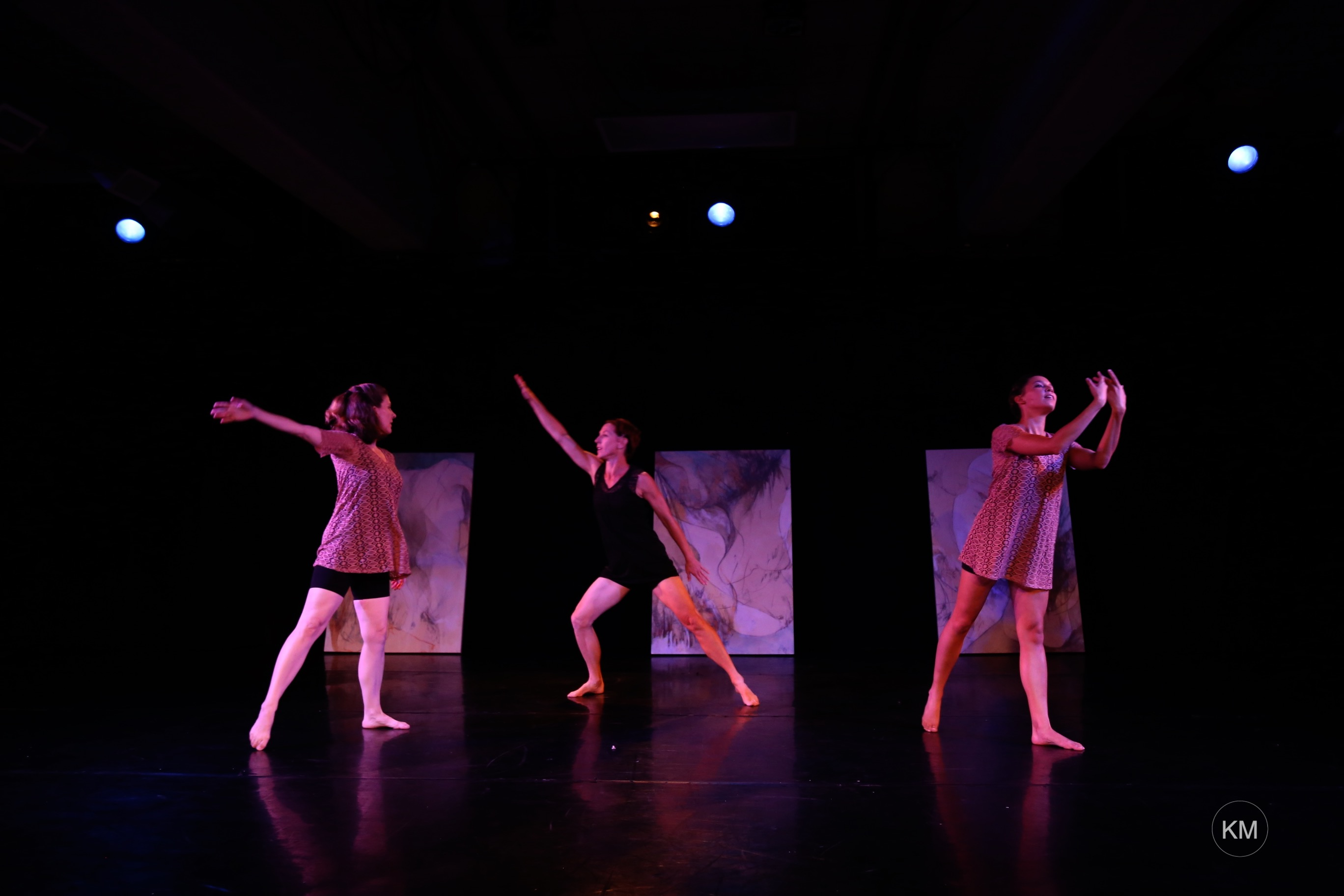 Catey Ott Dance Collective. Photo by Kym McDaniel.