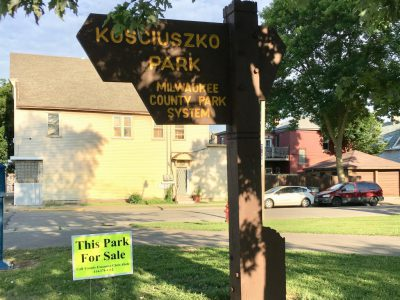 Public Shocked by 'For Sale' Signs in County Parks
