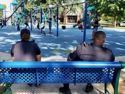 Police-Community Relations Better in Sherman Park?