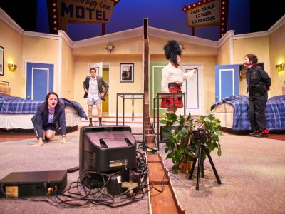 Theater: Chamber Theatre Sets Farce in Sheboygan