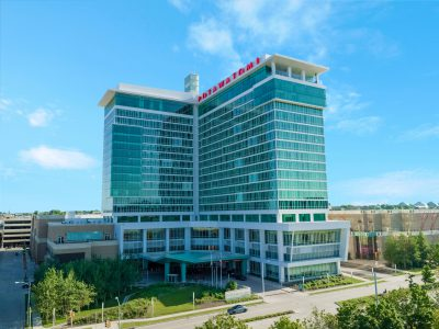 Potawatomi Hotel & Casino Unveils New Hotel Tower