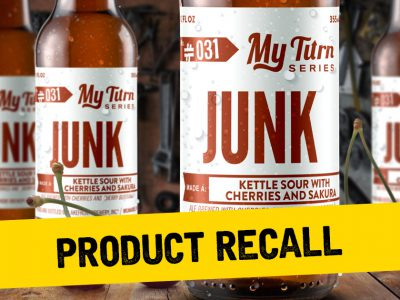 Lakefront Brewery Recalls Bottled Beer: My Turn™ Junk