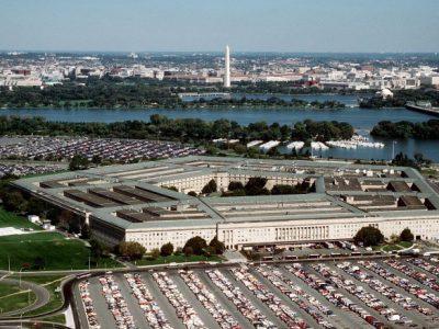 Pentagon Spy Balloons Watching State