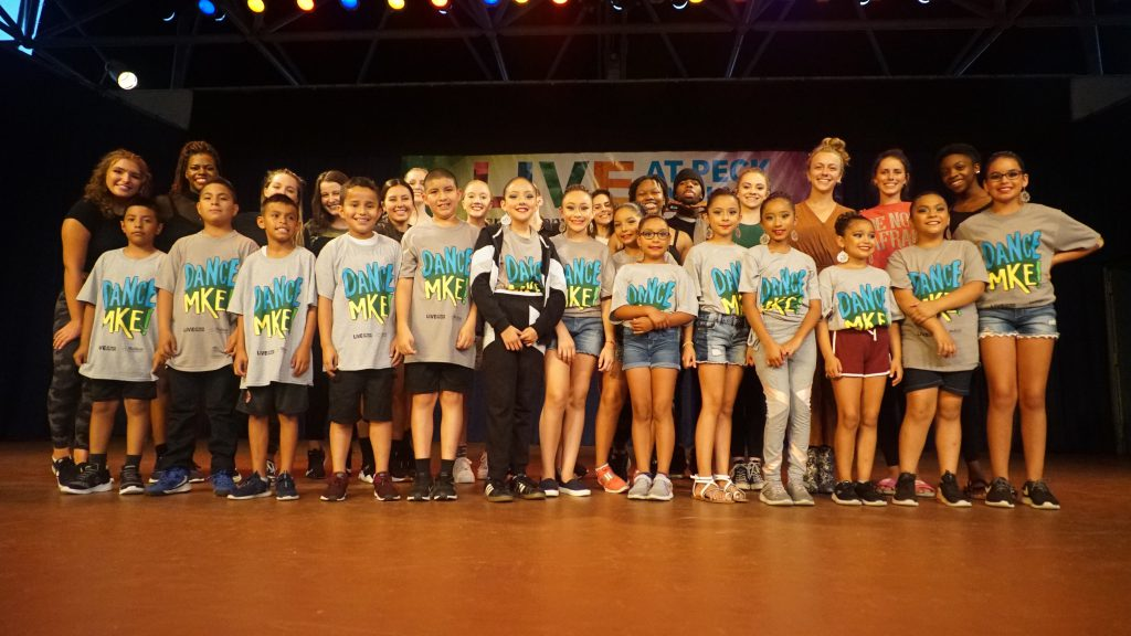 DANCE MKE 2019 Week Two Finalists. Photo courtesy of the Marcus Performing Arts Center.
