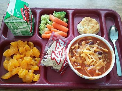 The Geographic Disparities of Free School Lunch