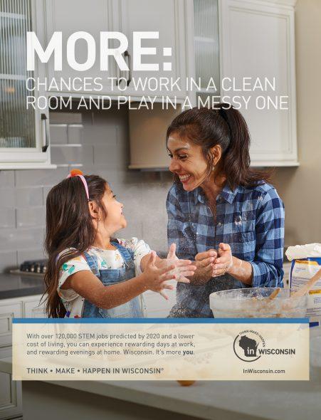 Advertisement courtesy of Wisconsin Economic Development Corp.