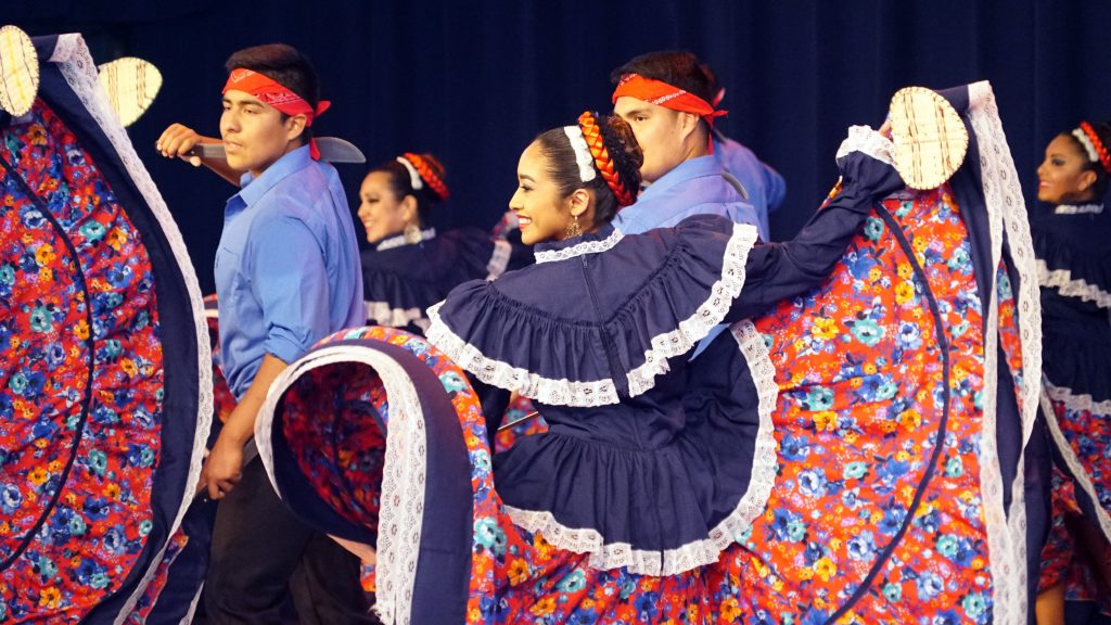 Dance Academy of Mexico. Photo courtesy of the Marcus Performing Arts Center.