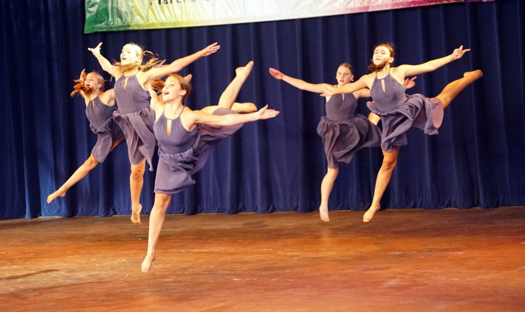 Artistic Edge Dance Centre. Photo courtesy of the Marcus Performing Arts Center.