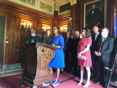 Democratic Legislators Push For Child Victims Act