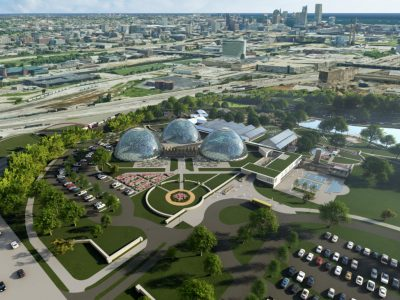 MKE County: Domes Task Force Recommends $66 Million Plan