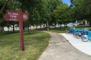 Zillman Park before KinetIK construction. Photo by Dave Reid.