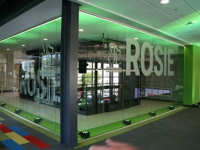 "Eyes on Milwaukee: MSOE Opens Diercks Hall, Boots Up ""Rosie"""