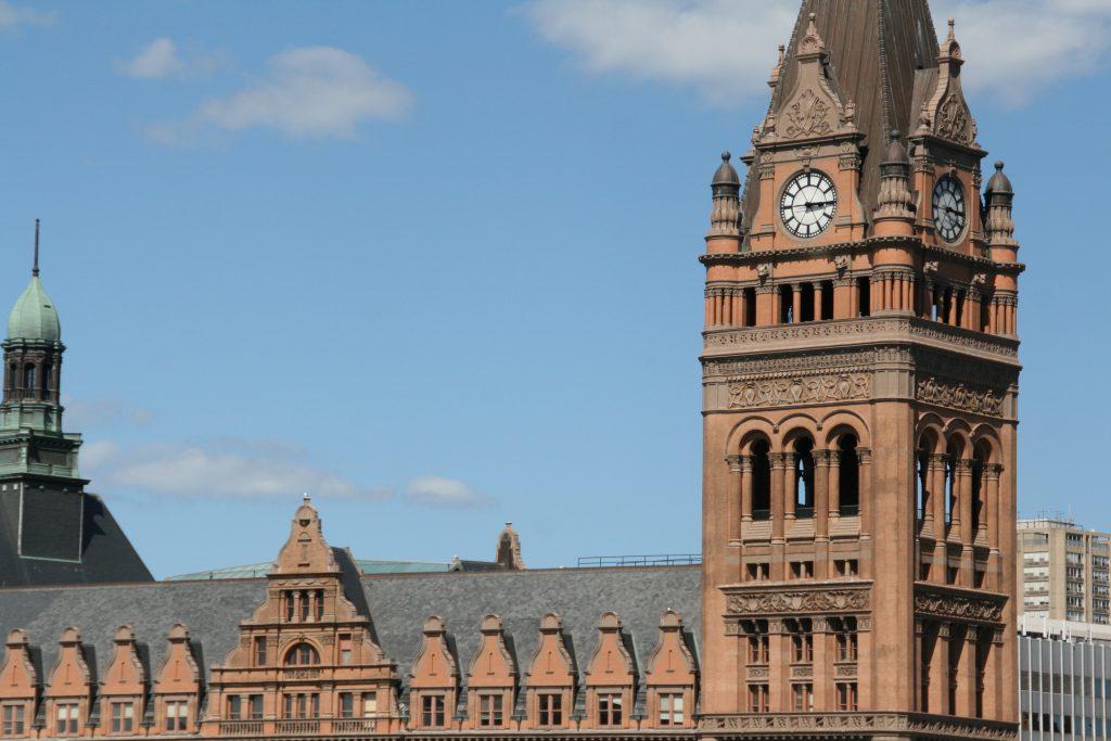 Milwaukee City Hall. Photo by Jeramey Jannene.
