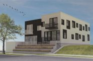2208-2210 N. Newhall St. Rendering by Striegel-Agacki Studio.
