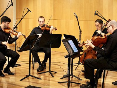 Classical: MSO Members Form New String Quartet
