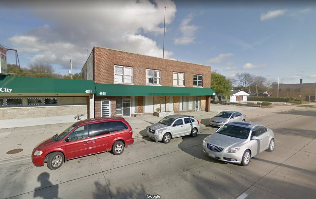 4830 W. Fond du Lac Ave. Image from Google Maps.