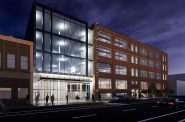 507 S. 2nd St. rendering. Rendering from Loopnet listing.