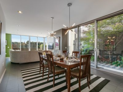MKE Listing: Contemporary Beerline Townhome