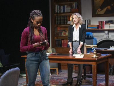 Theater: 'The Niceties' Turns Nasty