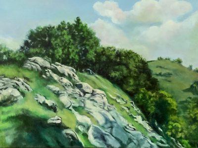 Carole Milos Exhibit Opens at Inspiration Studios: Daydreams… Painted