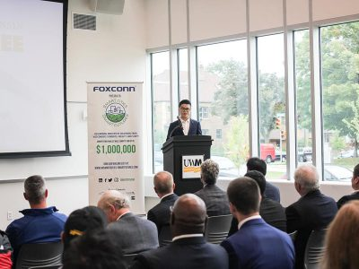 Foxconn Kicks Off Year Two of Smart Cities Smart Futures Competition