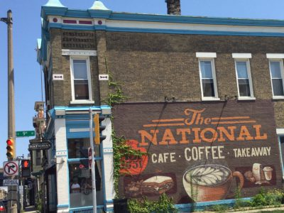Dining: The National Is a Local Standout