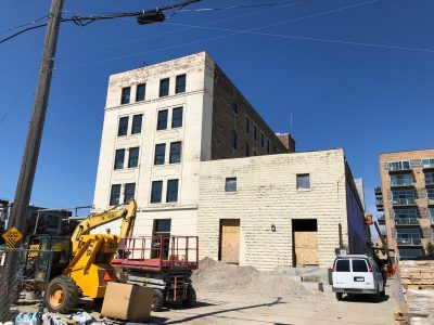 Friday Photos: Maxwell Lofts 'Reborn' in Walker's Point