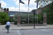 Marquette University. Gretchen Brown/WPR.