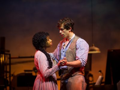Theater: Doing Fine 'Oklahoma!'