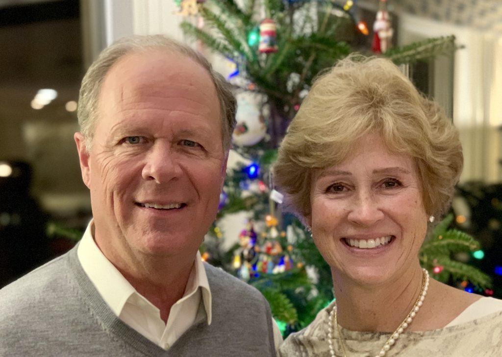 Bill and Nancy Stemper. Photo courtesy of Marquette University.