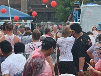 Photo Gallery: Tomato Romp 2019 Was a Mess