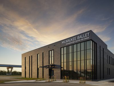 Plats and Parcels: Ballet Opens New Dance Center