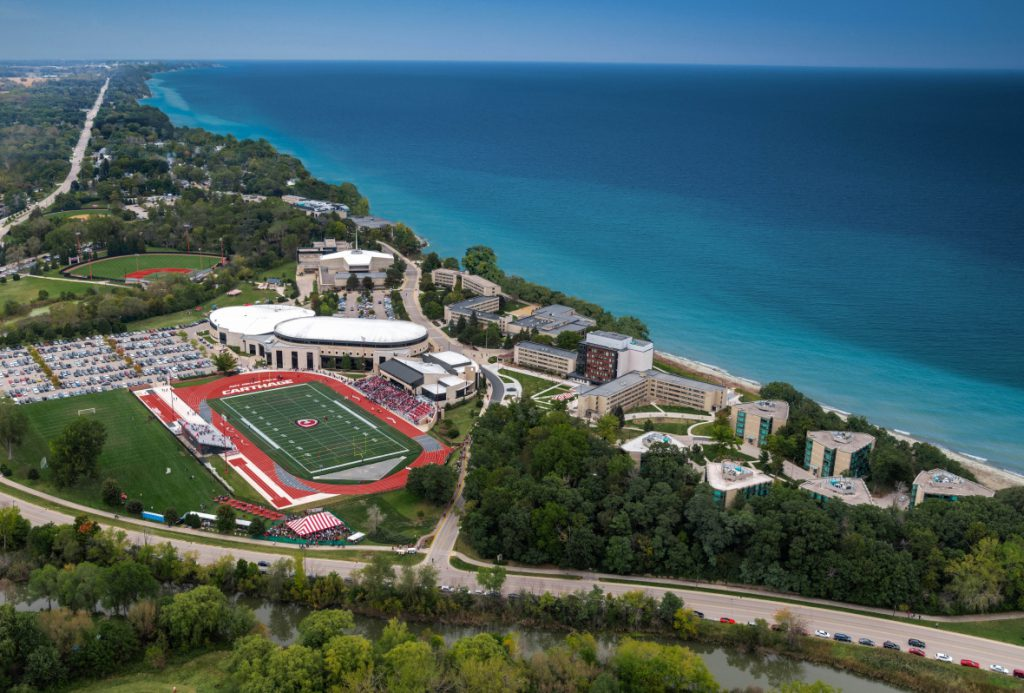 Carthage College. Photo courtesy of Carthage College.