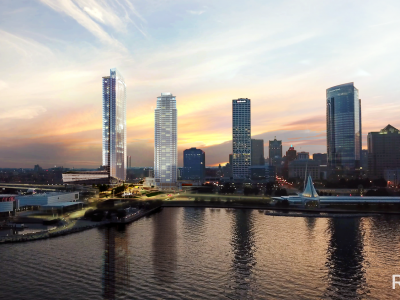 Plats and Parcels: A 50-Story Lakefront Tower?