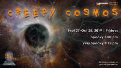 Creepy Cosmos