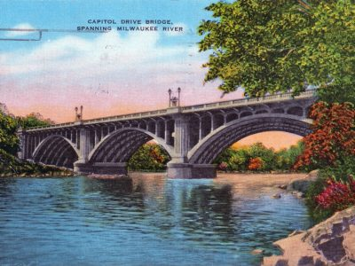 Lost Milwaukee: How a Riverside Roadway Was Stopped