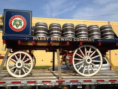 Pabst  Celebrates 175TH Anniversary with Oktoberfest Block Party
