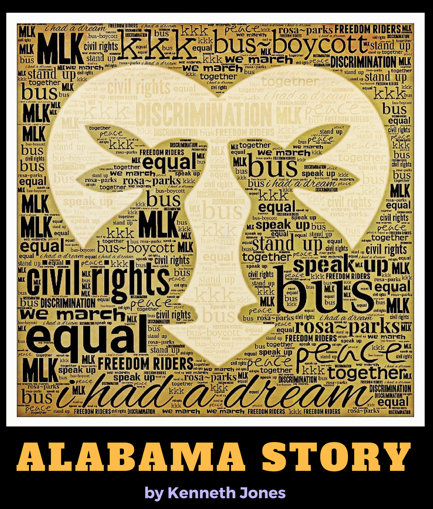 Seat of Our Pants Readers Theatre invites you to attend our enhanced stage reading of Alabama Story