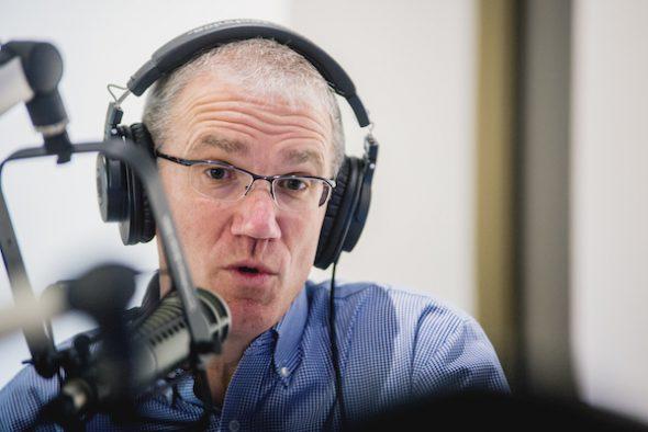 Chuck Swoboda. Photo courtesy of Marquette University.