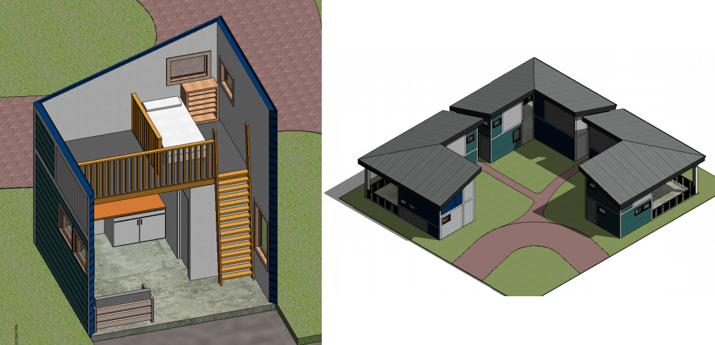 Eyes On Milwaukee Tiny Homes Village Design Approved Urban Milwaukee
