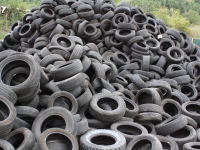 City Hall: Is Tire Disposal Fee Causing Illegal Dumping?