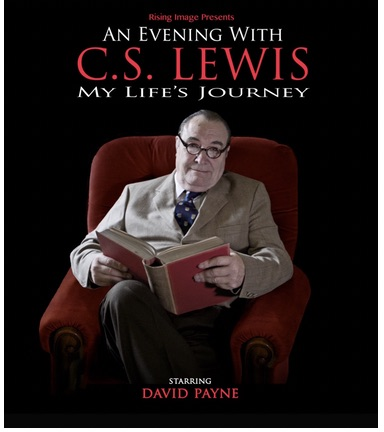 "Acclaimed Actor David Payne Stars in ""An Evening with C.S. Lewis"" February 14-16 at the Marcus Performing Arts Center"